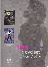Cover Tina Turner - Live in Amsterdam - Wildest Dreams Tour / One Last Time Live in Concert [DVD]